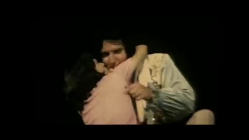Elvis 8mm footage 1976/77.