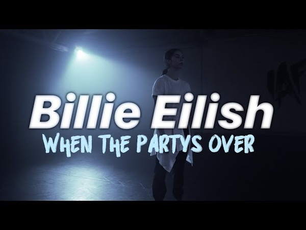 IAF Compound | when the party's over by Billie Eilish | Choreography by Chehon