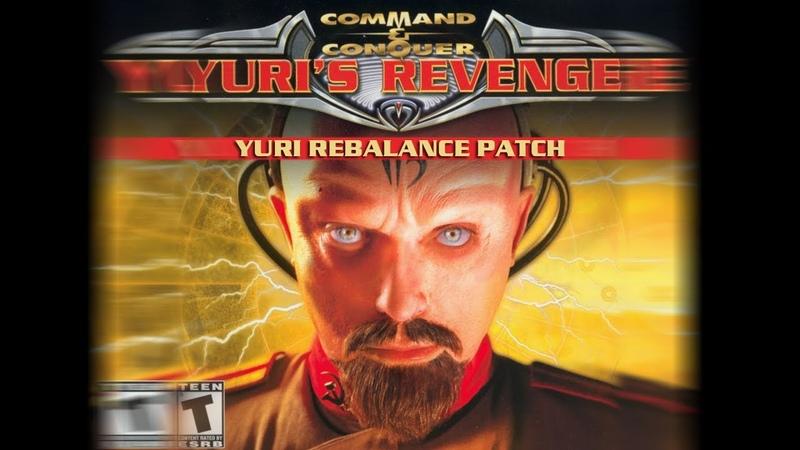 CnCNet Yuri Rebalance - updated ( Command Conquer - Yuris Revenge )