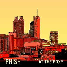 Phish альбом At The Roxy (Atlanta ' 93)
