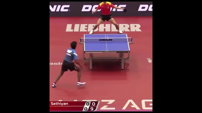 Xu Xin almost 11-0 This Guy