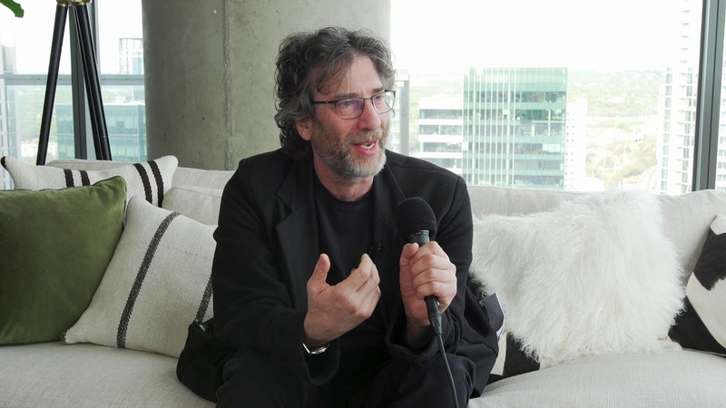 Neil Gaiman — The Interview I've Waited 20 Years To Do   The Tim Ferriss Show