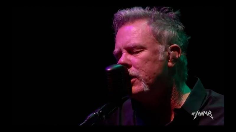 Metallica - AWMH Helping Hands Concert