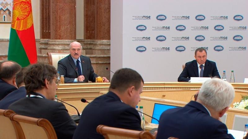 Лукашенко видит политический и экономический заказ на эскалацию напряженности в регионе
