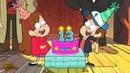 Гравити Фолз - Все серии подряд | Лучшие мультфильмы, хиты для детей. Сборник 11 сезон 2 серии18 -21