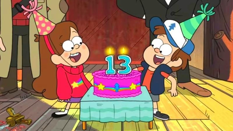 Гравити Фолз - Все серии подряд   Лучшие мультфильмы, хиты для детей. Сборник 11 сезон 2 серии18 -21