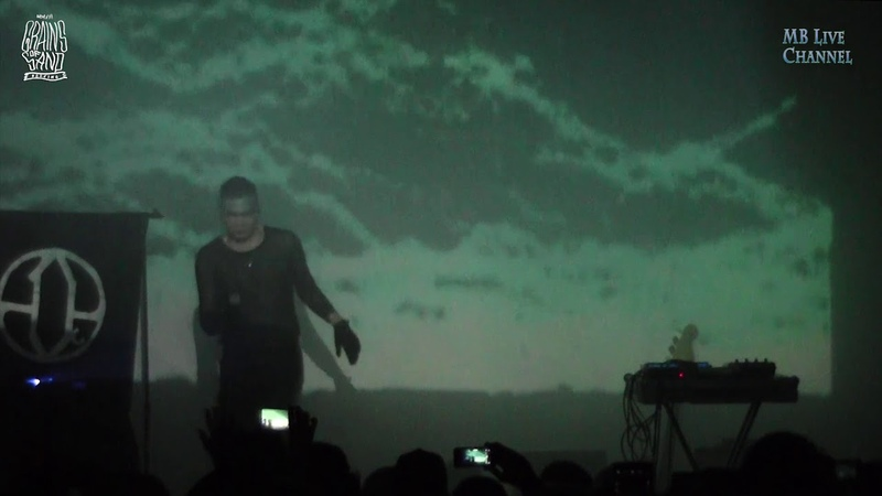 Qual - Live @ Moscow 10.03.2018 (Great Britain, EBM\Industrial)