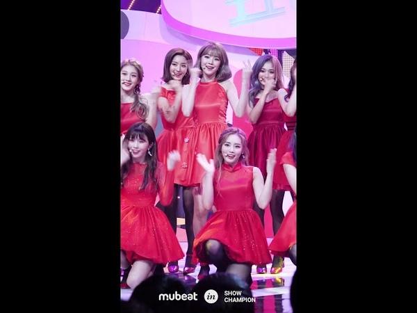 [MUBEAT X Show Champion] 181010 fromis_9(프로미스나인) LOVE BOMB 백지헌 Baek Ji Heon Focused CAM