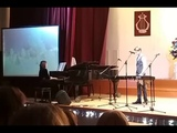 Г.Рзаев _ Концертино (фрагмент) _ Пуховский Егор _ Рождественский концерт 21 декабря 2018 г.