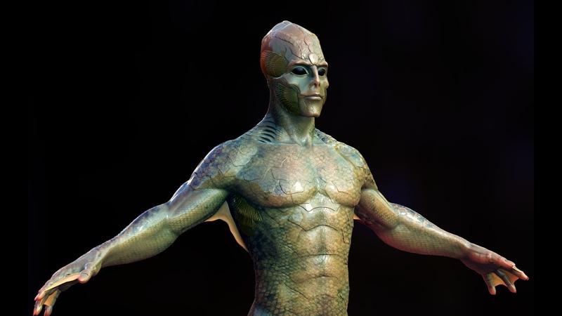 Найдено неизвестное! Подводные монстры, русалки и другие странные существа, чем-то похожие на нас?