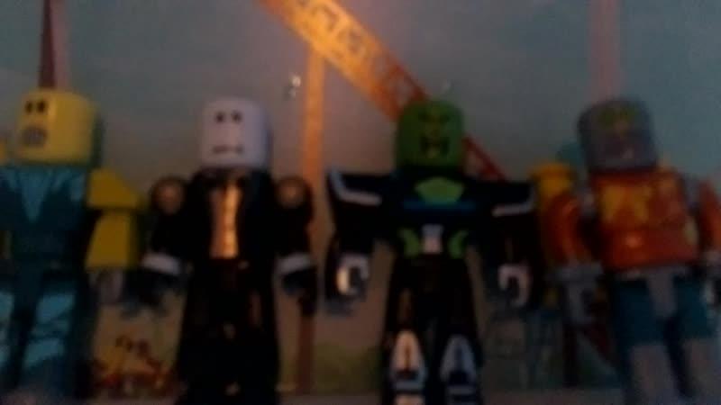 Мультфильм про Роблокс Кто смелый и поедем на карусель