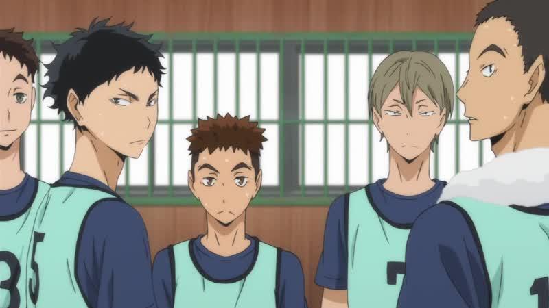 режим нытика Бокуто [ волейбол | haikyuu ] момент