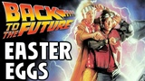 Every Back To The Future Easter Egg