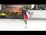 2018 Nebelhorn Trophy. Ladies - FS. Alina ZAGITOVA
