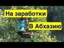 Жители ЛДНР вынуждены ездить на заработки в Абхазию из-за нищеты