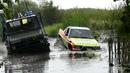 БРОД 1,5 метра UNIMOG, Alfa Romeo 6X6, УАЗ на БТРовскиз OFF ROAD 4X4