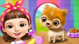 Sweet Baby Girl Cleanup 5 - Play Messy House Makeover – Kids Learning Games Dress Up for Girls