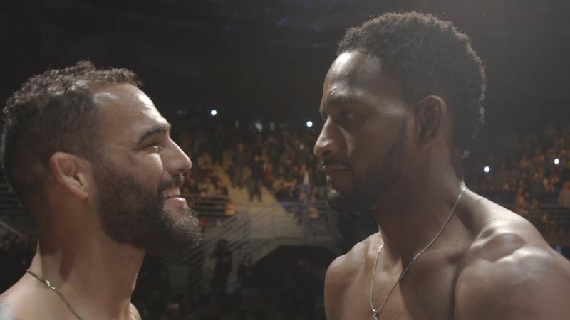 UFCArgentina: Нил Магни и Сантьяго Понзиниббио на взвешивании