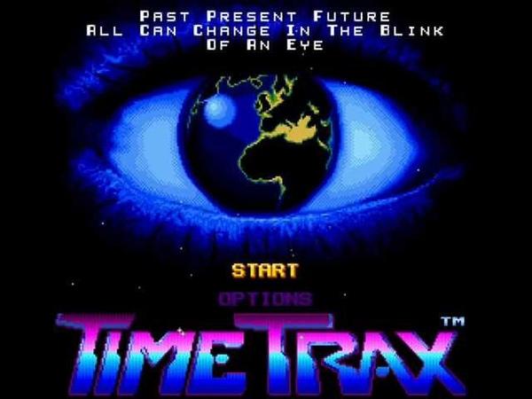 Time Trax - The Complete Soundtrack by Tim Follin [Sega Megadrive]