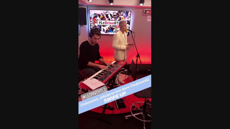 Insta Story RTL2 30.11.18