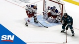 Sharks' Tomas Hertl Sends Game To Overtime With 1.3 Seconds Left