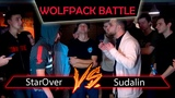 Wolfpack Tournament #2 StarOver VS Sudalin (Отбор)