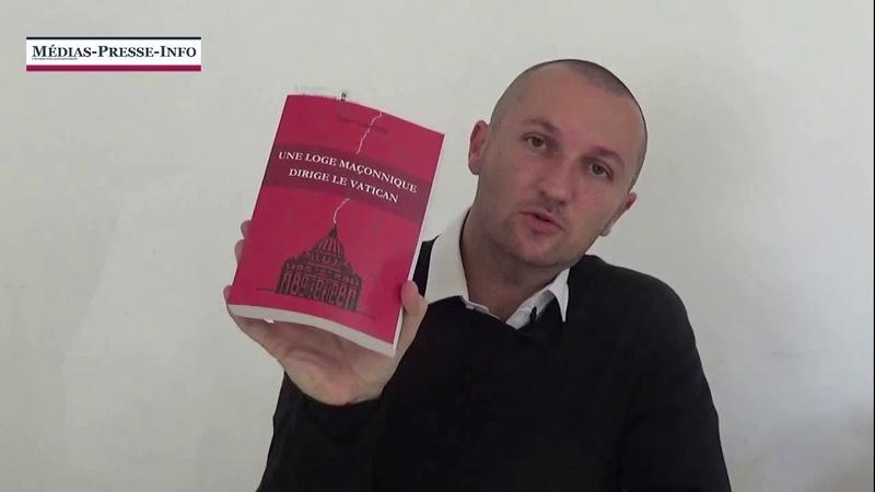 Johan Livernette: Une loge maçonnique dirige le Vatican _ 2