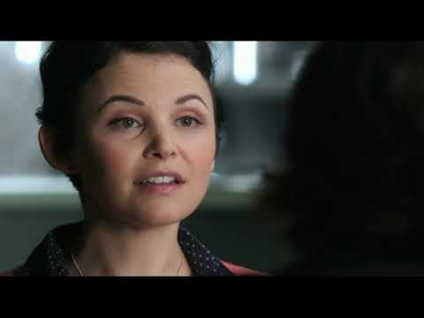 Реджина говорит Мэри Маргарет забыть о Дэвиде 1x06