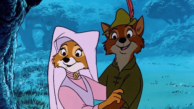 Да здравствует Робин Гуд! | Робин Гуд (1973)