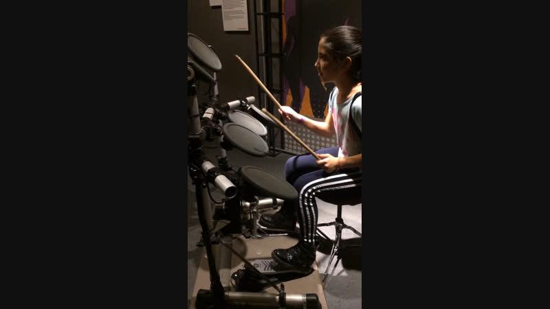 Настоящий барабанщик