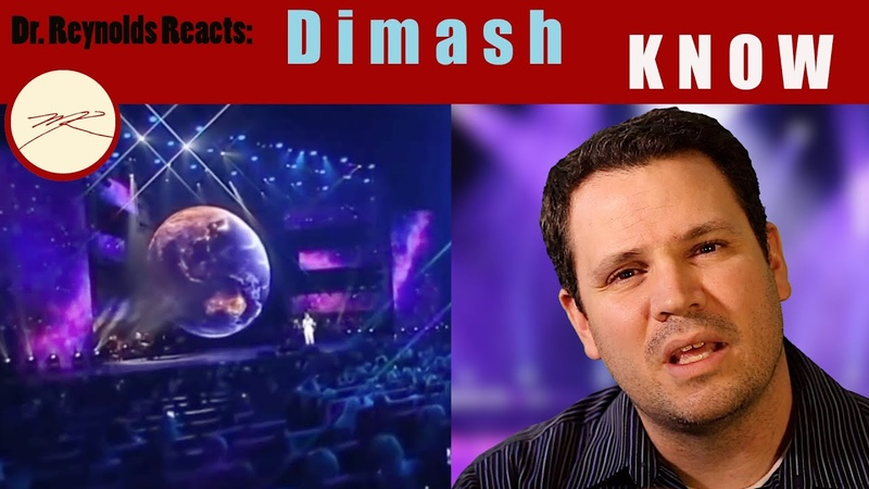 Voice Teacher and Opera Stage Director reacts to and analyzes Dimash performing Know