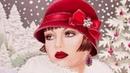 Kjell Öhman - Merry Christmas Darling Christmas Pin-Up