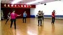 Beautiful Tena Line Dance Demo Walk Through
