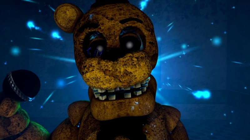 [SFM][Preview] The Birth Of The DevilGolden Freddy - Let It Go (Male Version).