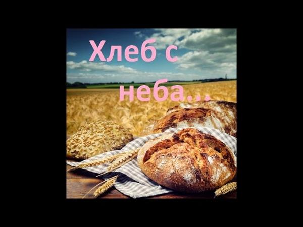 Хлеб с неба - Христианский Рассказ