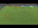 Голы после контратаки на ЧМ-2018: гол Бельгии в ворота Бразилии