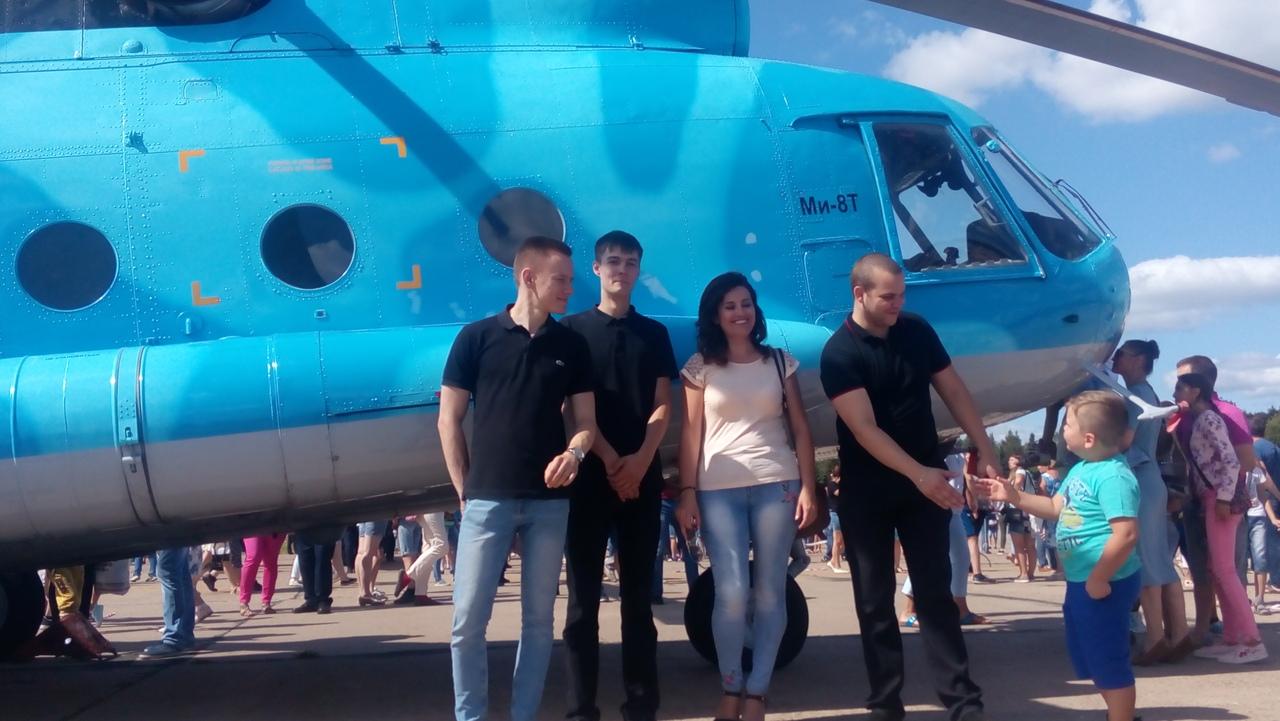 Команда Шинного центра МВБ