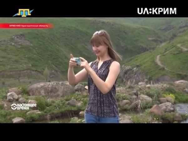 АНОМАЛЬНАЯ ЗОНА в Армении - Физика не работает (машины скатываются вверх).
