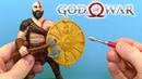 КРАТОС из игры GOD of WAR 4 БОГ ВОЙНЫ 4