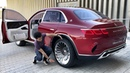 ТЕСТ КОНЦЕПТА POV обзор 750 л с Mercedes Maybach Ultimate Luxury