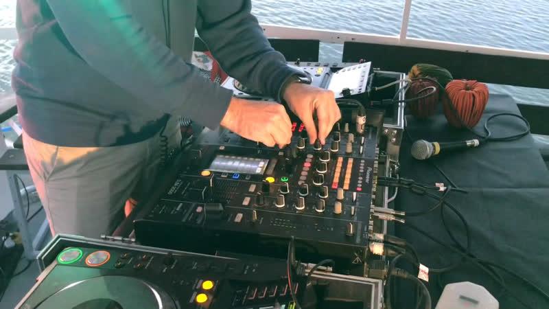 «АтмоСфера» на корабле