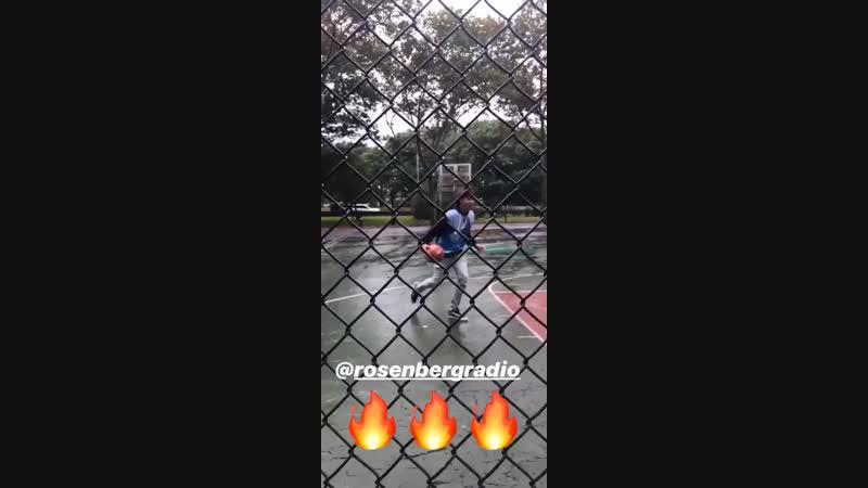 [VIDEO] 181016 Kris Instagram Story Update