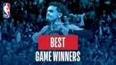 NBAs Game Winning Buzzer Beaters 2018-19 Regular Season TissotBuzzerBeater ThisIsYourTime