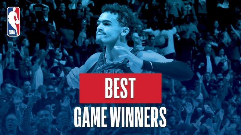 NBA's Game Winning Buzzer Beaters | 2018-19 Regular Season | TissotBuzzerBeater ThisIsYourTime
