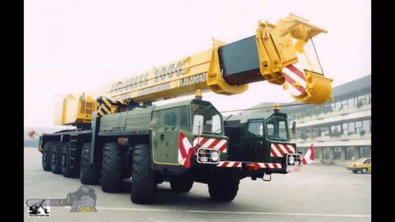 Военные автомобили МАЗ 547 и 7916 военная техника России hd720