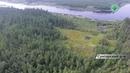 Содержание взвешенных веществ в реке Вилюй снижается
