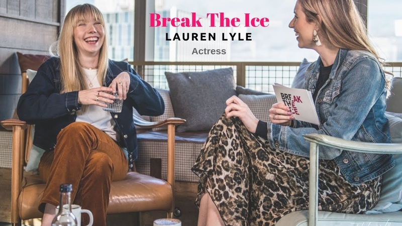 Getting to know Outlander Actress, Lauren Lyle | Break The Ice TV