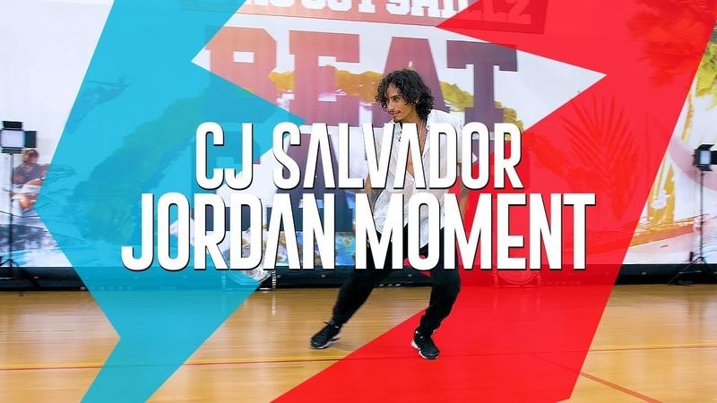 CJ SALVADOR I JORDAN MOMENT I WhoGotSkillz Beat Camp 2018 | Danceproject.info