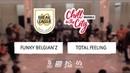 Total Feeling vs Funky Belgian'z I SEMI FINAL I Chill in the City Brussel 2018