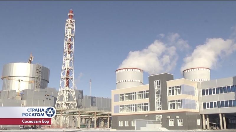 Новый блок ЛАЭС-2 выведен на 100% мощности